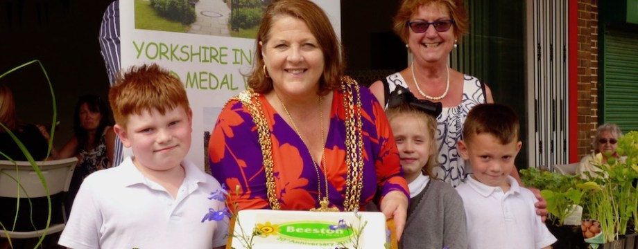 Beeston in Bloom celebrates 20 years