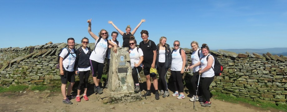 Shine Project takes on Yorkshire 3 Peaks