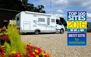 Best UK Site for Motorhomes