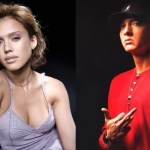 In a New Interview Jessica Alba Talks on Awkward Meeting With Eminem