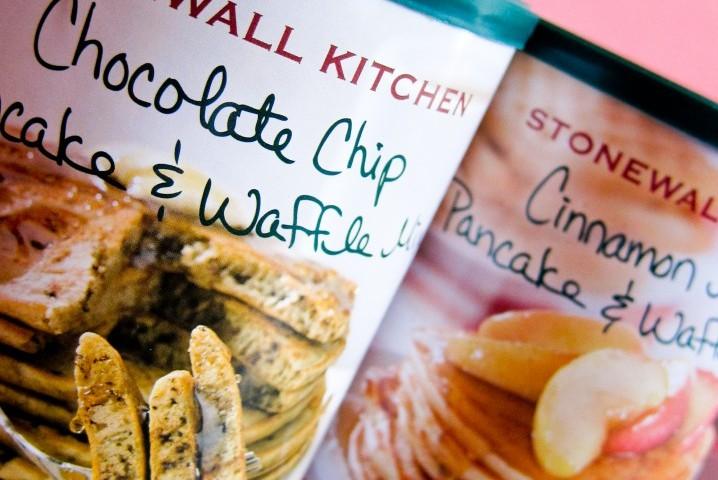 Stonewall NEW Pancake Waffle