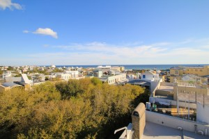 Panoramic views of Seaside, WaterColor and the Gulf of Mexico