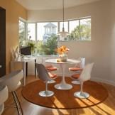 Comfortable kitchen nook