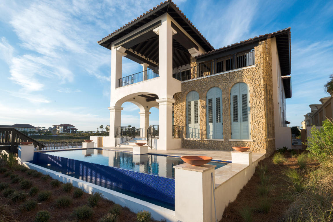 Most expensive homes sold on 30a in 2014 for 30a home builders