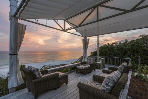 Gulf Front Luxury Home on 30A