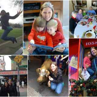 It Is Well - My 2015 Wrap-Up: So Very Blessed