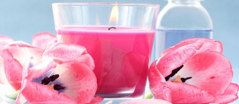 Learn How to make soy candles-picture