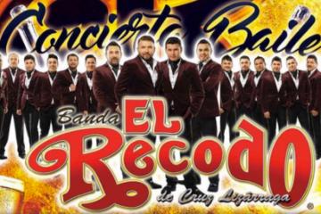 Banda El Recodo ofrecerá concierto gratuito.