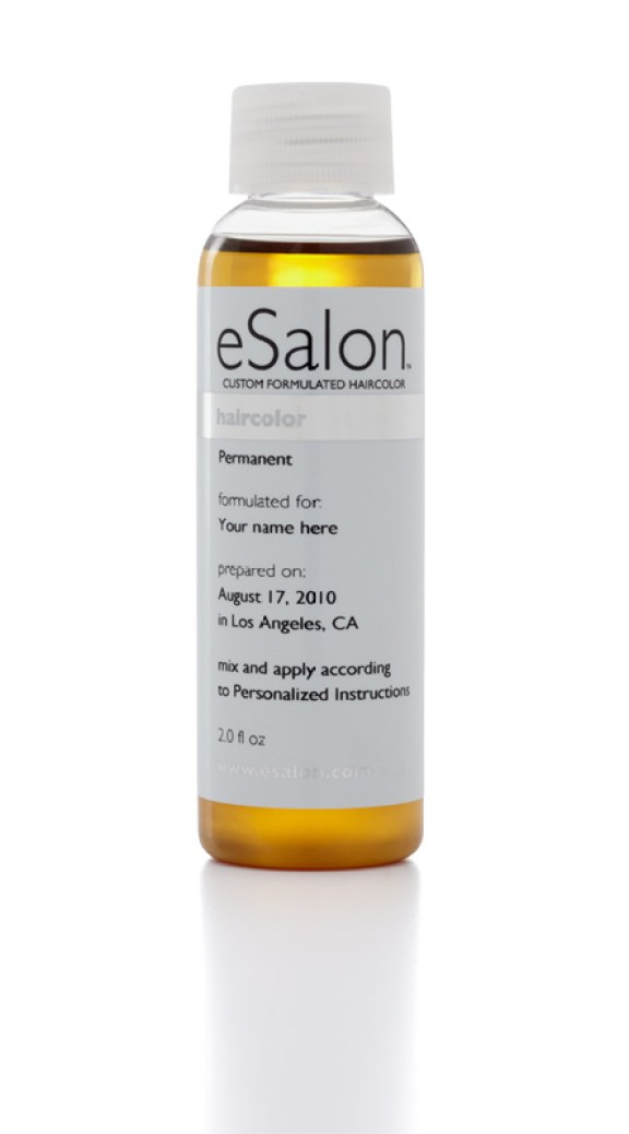eSalon Bottle