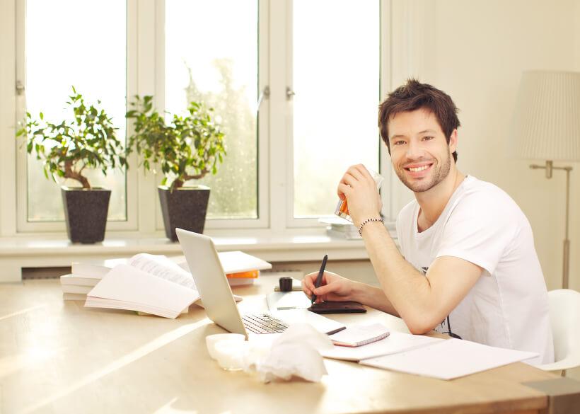 image of flexible working
