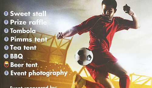 Image of SportsFest23 event programme