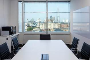 Image of a London Office Meeting Room Refurbishment