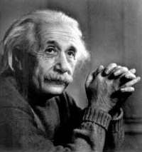 Einstein: God does not play dice with the universe