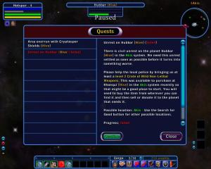 11 - Quests Screen