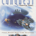 Conquest - Frontier Wars Cover