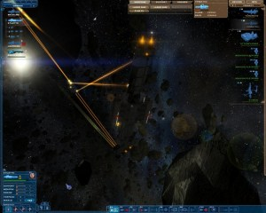 Nexus: The Jupiter Incident Screenshot