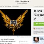 Elite Dangerous Kickstarter