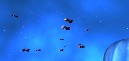 Nice Fleet You Have There...