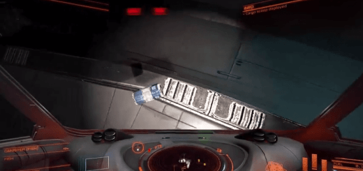 Elite Dangerous Fish Hunting