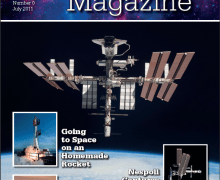 Space Safety Magazine - Pilot Issue - July 2011