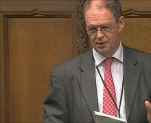 Tory MP James Arbuthnot (Credits: BBC News).
