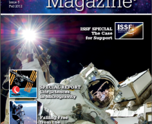 Space Safety Magazine, Issue 5, Fall 2012, Cover Portrait