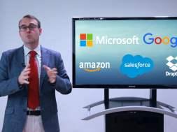 Eticom Cloud Vídeo 1. La Tecnología Cloud: Conceptos y Servicios
