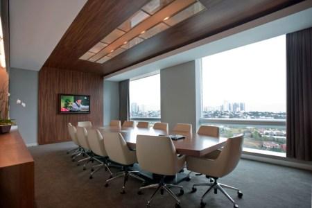modern office interior design services