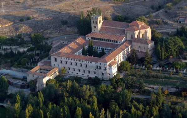 Monasterio El Parral (Segovia)