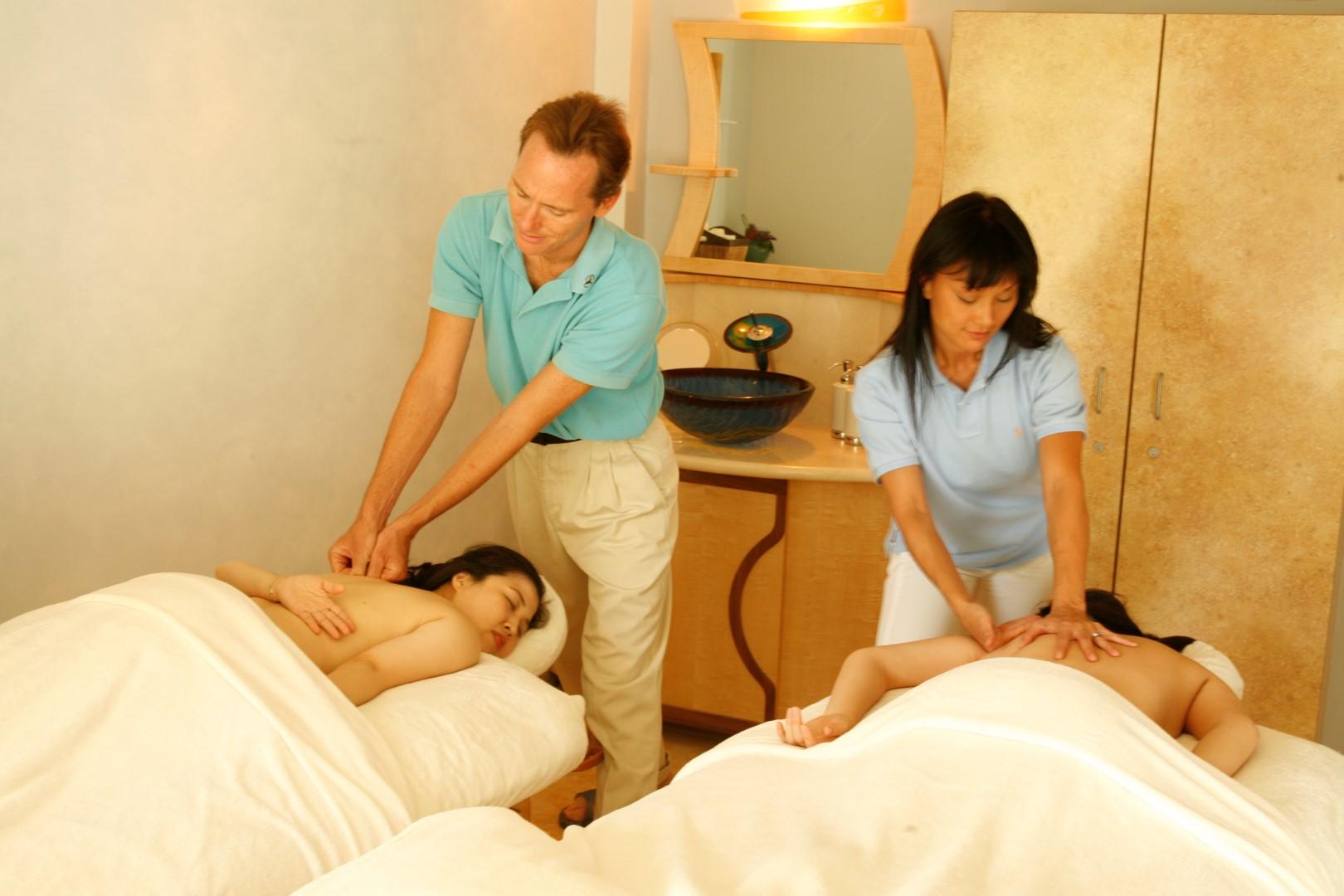Couples massage deals philadelphia