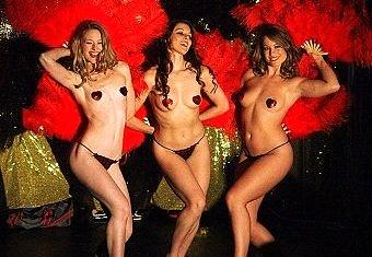 strip club sex
