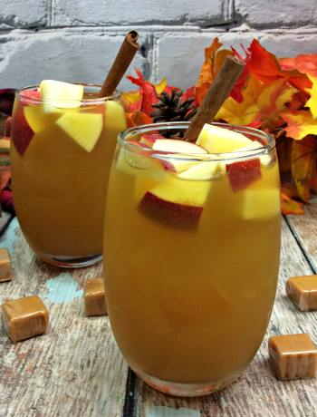 caramel apple drink 5
