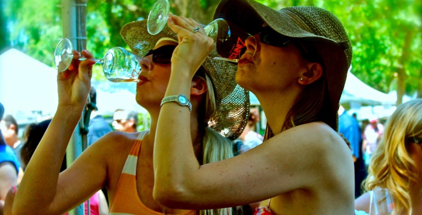 ZinFest, Wine & Roses, Spas of America