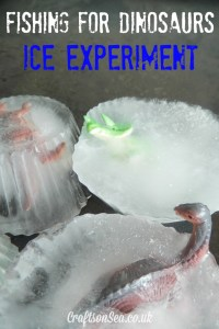 Dinosaur-Experiment-picking-up-ice-with-string-and-salt