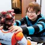 Robots help diagnose autism