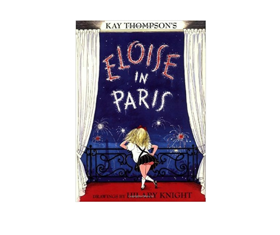 #Bedtime Stories for Kids with #Autism - Eloise in Paris. speciallearninghouse.com
