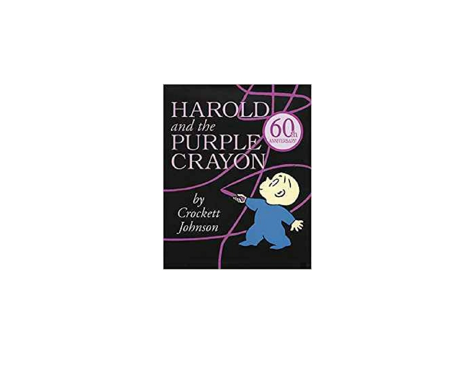 #Bedtime Stories for Kids with #Autism - Harold and the Purple Crayon. speciallearninghouse.com