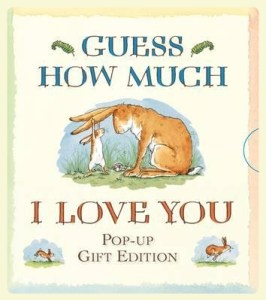 Guess How Much I Love You (Pop-up Edition). Favorite bedtime stories for children with autism. Featured by Special Learning House.