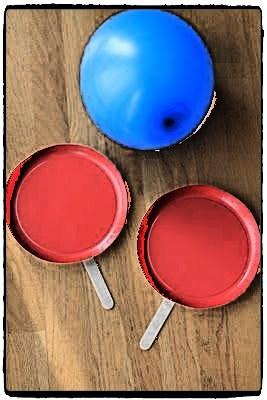Balloon tennis retouched