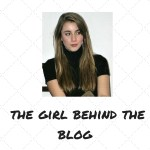 The girl behind the blog