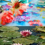 Monet's garden + 3 Monet inspired sensory projects for kids with autism