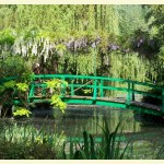 Monet's garden + 3 Monet-inspired art projects for kids