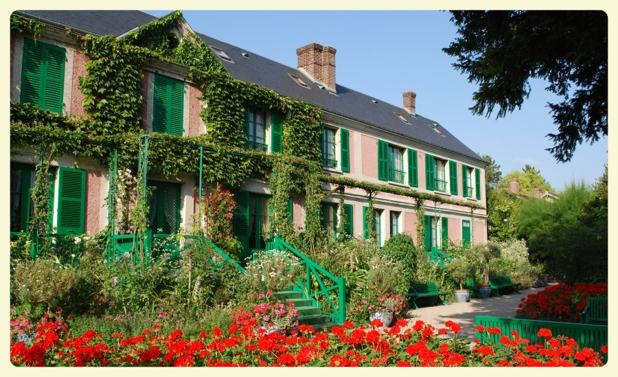Monet's house, Giverny & impressionist art projects for kids. Special Learning House. www.speciallearninghouse.com.jpg