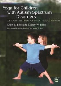 Yoga for children with autism spectrul disorders. Featured by Special Learning House. www.speciallearninghouse.com