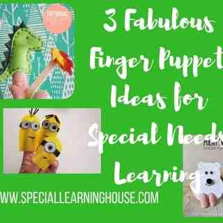 Fabulous finger puppet ideas