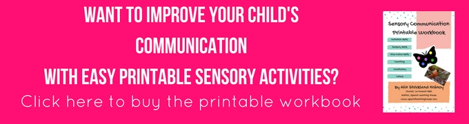 Build your autistic child's communication skills with sensory activities. speciallearninghouse.comac