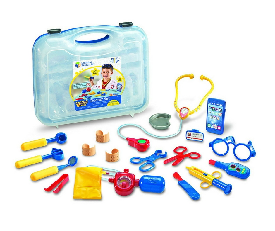 Autism Gift Guide. Doctor's Kit. speciallearninghouse.com