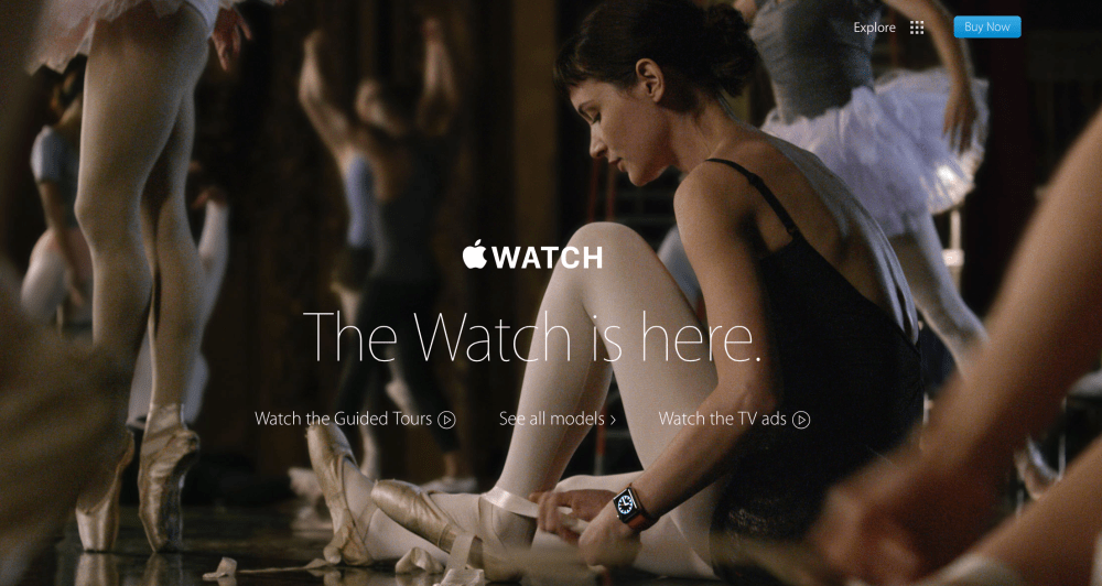 AppleWatchBallerina