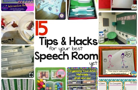 15 Ideas for Organizing Speech Materials: Round Up Post