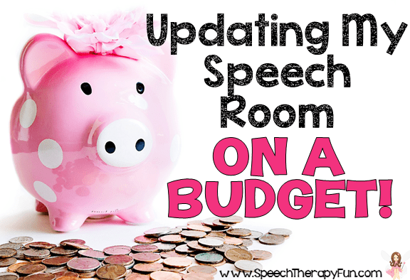 Speech Room on a Budget